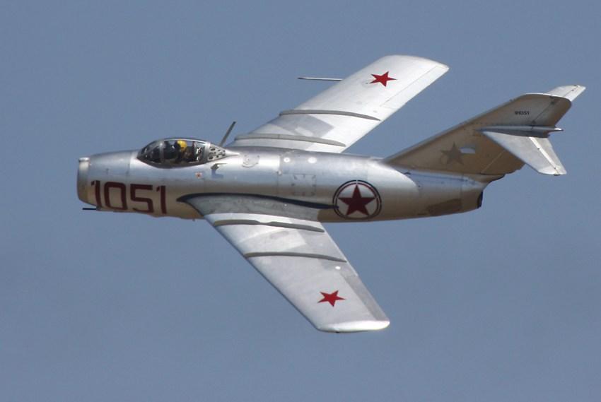 MiG 15 (航空機)の画像 p1_30