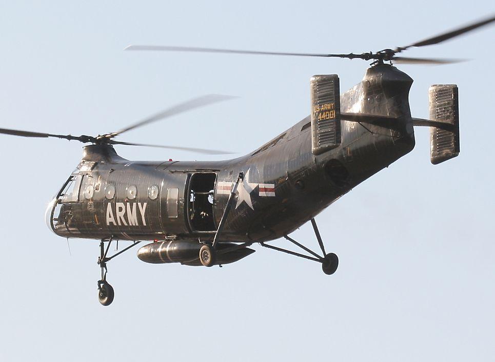 "Piasecki H-21 ""Shawnee"" | the hanger | Pinterest | Shawnee, Aircraft and Planes"